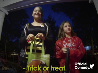 Trick or Treat Prank